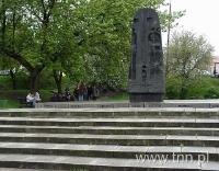 Pomnik Ofiar Getta, fot. K. Ożóg