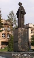 Pomnik Marii Skłodowskiej - Curie, fot. K. Ożóg