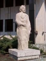 Pomnik Henryka Wieniawskiego, fot. K. Ożóg