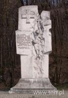 Pomnik Rozstrzelanych Więźniów z Zamku, fot. K. Ożóg