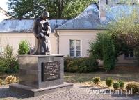 Pomnik Matki - Sybiraczki, fot. K. Ożóg