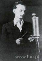 Igor Sikirycki relacjonuje sesją KRN w Lublinie, 1944