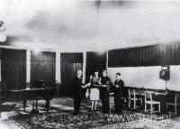 T. Markowski, N.N., R. Mrongowius, Z. Lutogniewski