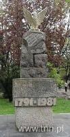 Pomnik Konstytucji 3 Maja, fot. K. Ożóg