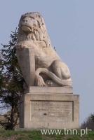 Pomnik Związków ze Lwowem, fot. K. Ożóg