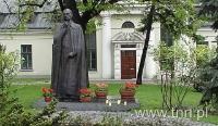 Pomnik Prymasa Wyszyńskiego, fot. K. Ożóg