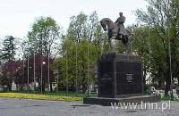 Pomnik marszałka Piłsudskiego, fot. K. Ożóg