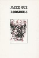 Jacek Guz, Broszura, okładka