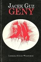 Jacek Guz, Geny, okładka